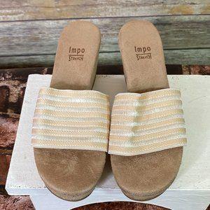 Rocker Lmpo Stretco Platform shoes